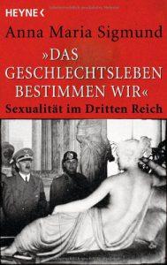 Book Cover: Das Geschlechtsleben bestimmen wir