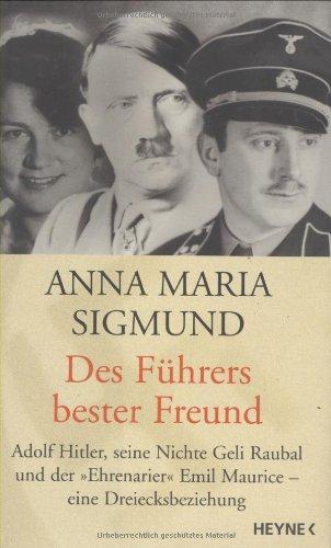 Book Cover: Des Führers bester Freund