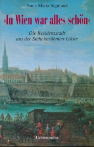 Book Cover: In Wien war alles schön