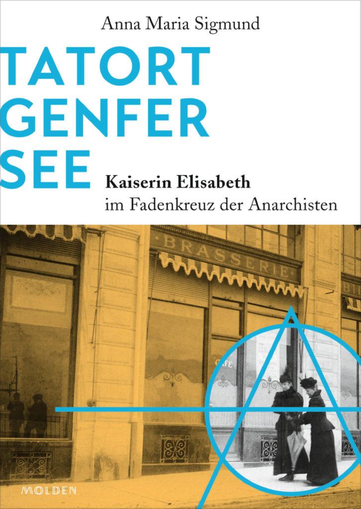 "Buchcover ""Tatort Genfer See"""